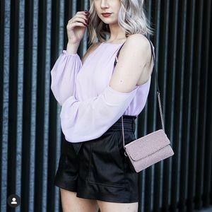 Lovers & Friends Purple Top